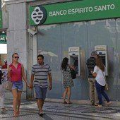 Milliardenspritze für Espirito Santo