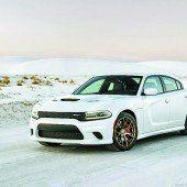326 km/h: Dodge zeigt Muskeln