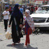 IS-Truppen terrorisieren Bevölkerung