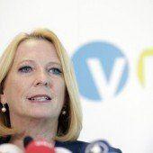 Doris Bures wird Nachfolgerin von Prammer