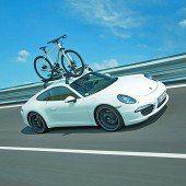 Zubehör: Dachträger für den Porsche 911