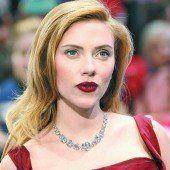 Scarlett Johansson liebt New York