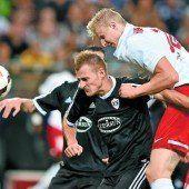 Adi Hütter erreicht mit Salzburg Play-off-Runde der Champions League