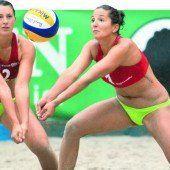In Wolfurt dreht sich wieder alles um Beach-Volleyball