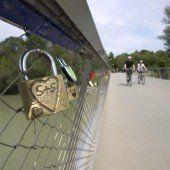 Der Klick auf der Brücke