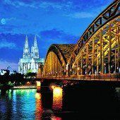 Der berühmte Kölner Dom