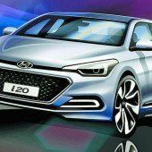 Hyundai i20 feiert in Paris Weltpremiere