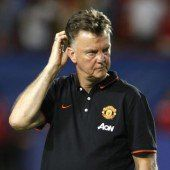 England spottet über Louis van Gaal