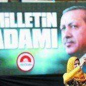 Entscheidungswahlen in der Türkei