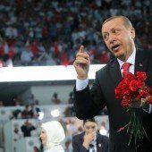 Erdogan sieht sich als neuer Atatürk