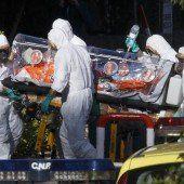 Ebola-Medikament auch auf Prüfstand für Afrika