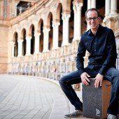 Ein Weltreisender in der Musik
