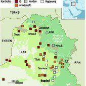 US-Bomben aus der Luft