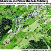 Straßensanierung sorgt in Sulzberg für Unmut