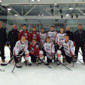 Platz drei für Österreichs Future-Eishockeyteam