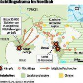 Waffen für Irak-Kurden