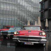Kunsthaus: US-Car-Treffen