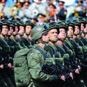 Poroschenko will die Ukraine massiv aufrüsten