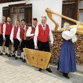 Volksmusik am Berg