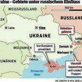 Putin: Feuer einstellen