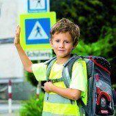 Training für den sicheren Schulweg