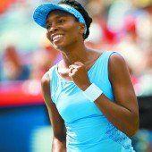Venus Williams schickte Serena nach Hause