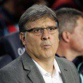Tata Martino neuer Teamchef in Argentinien