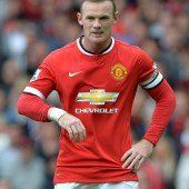 Rooney neuer Kapitän der Three Lions