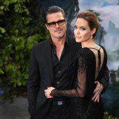 Pitt und Jolie schrieben einander Liebesbriefe