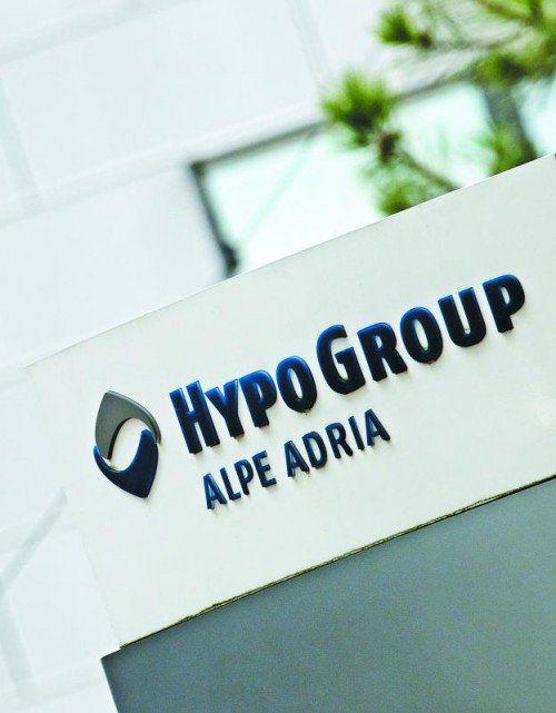 Hypo Alpe Adria: Schuldenschnitt in Kraft. Foto: REUTERS