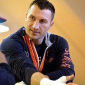 Neuer Termin für WM-Kampf von Klitschko