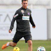 Lukas Rotpuller kehrt zu Austria Wien zurück