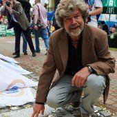Messner bald als Filmemacher