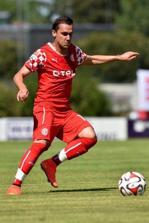 Michael Liendl gelang der erste Treffer der 2. Bundesliga. gepa