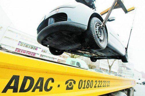 Mietautos: Mobilitäts-Garantie im Vorfeld abklären. Foto: dpa