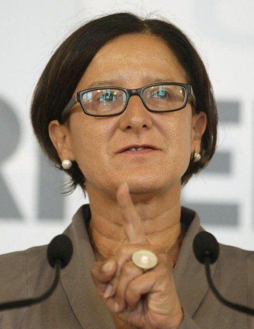 Mikl-Leitner: Mehr Frauen in die ÖVP.  FOTO: APA
