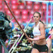 Kira Grünberg flog ins Finale der EM