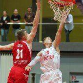 Basketballer dank Klepeisz im EM-Rennen