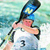 Corinna Kuhnle holte sich den Kanu-Weltcup