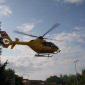 Mehr Platz für die Heli-Piloten in Dornbirn