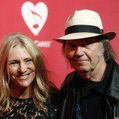 Nach 36 Jahren: Neil Young will die Scheidung