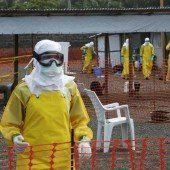 WHO befürchtet mehr als 20.000 Ebolafälle