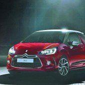 Citroën DS3: Neues Licht und neue Motoren