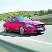 Mercedes erweitert die Vielfalt bei Kompakten