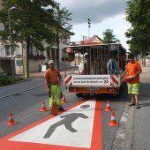 Mehr Sicherheit auf den Straßen in Lochau