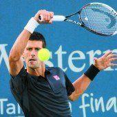 Denkzettel für Djokovic