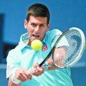 Djokovic und Wawrinka sind ausgeschieden
