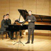 Glaubenskrieg Oper gegen Lied