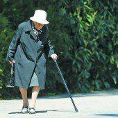 Für Pensionen 47,7 Mrd. bezahlt