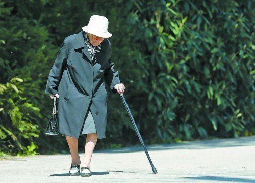 Pensionskosten im Vergleich zu 2012 3,7 Prozent höher. Foto: APA